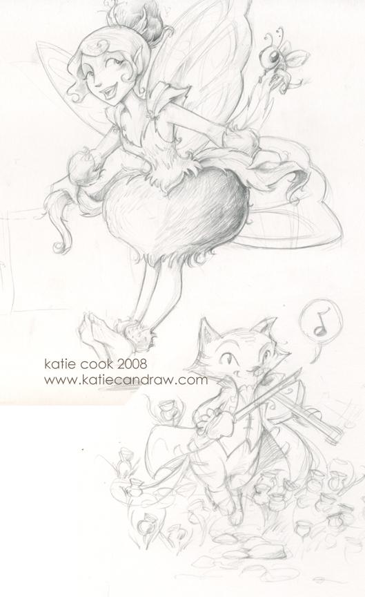 Thistle_doodles