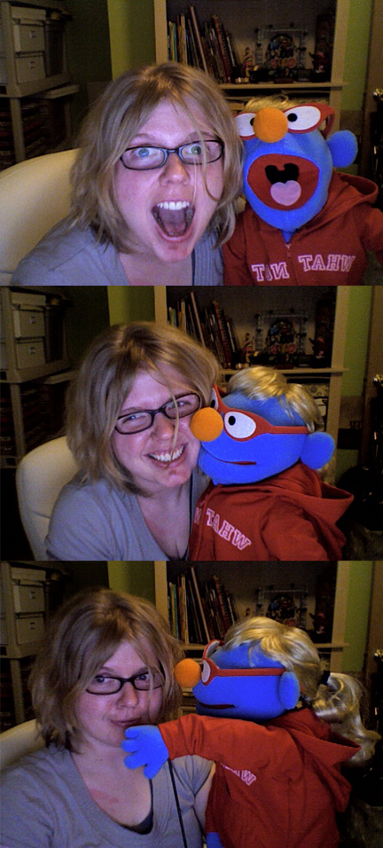 Katie-muppet