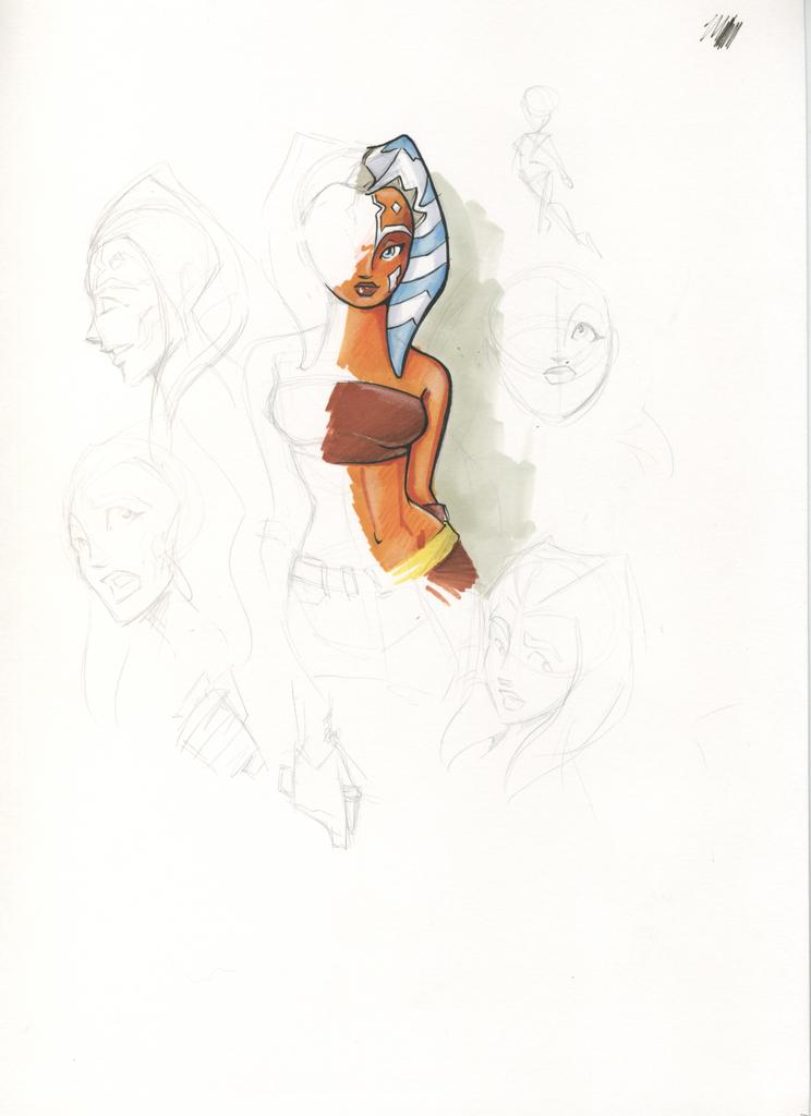 Ashoka-doodle