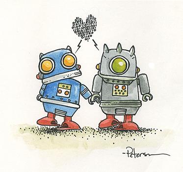 Petersen-robots-anniversary
