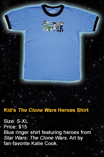 Kids-The-Clone-Wars-Hero-Shirt