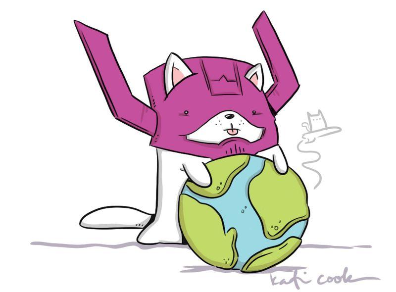 Cat-lactus