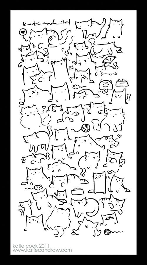 Cook_cat-collage